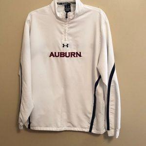 Under Armour Auburn  pullover size M